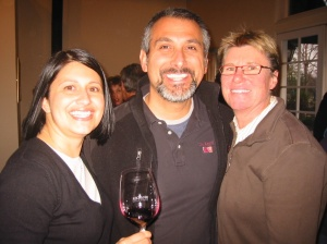 Janeen (Tre Anelli), Jim (Tre Anelli) and Louise (Brander)