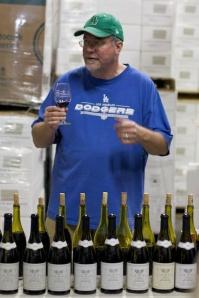 Qupé winemaker / owner Robert Lindquist (photo credit:  Michael Wilsker pixillusion.com)