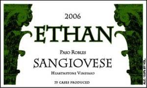 2006 Ethan Sangiovese