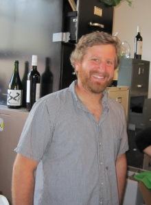 Winemaker Dave Potter