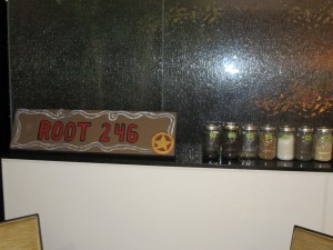 Spices in the Root 246 kitchen