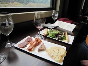 lunch at Terravant