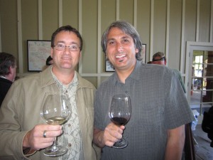 Jason and Jim from Tre Anelli & Consilience