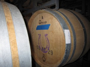 Barrel of Cold Heaven 2009 Le Bon Climat Vineyard Viognier