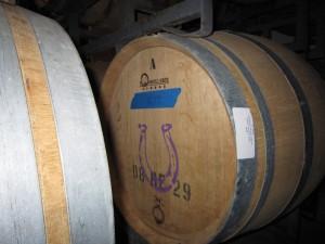 Barrel of Cold Heaven 2009 Le Bon Climat Vineyard Viognier