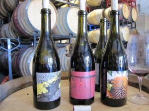 A selection of Herman Story wines