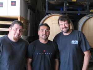 Three winemakers to have on your radar