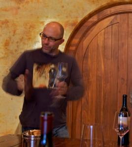 Winemaker Matthias Pippig